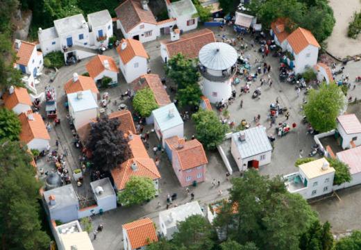Historien bak Norges største familieattraksjon