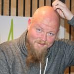 Daglig leder i SØRF, Kjetil Nordhus, lurer av og til på hvorfor enkelte band melder seg på Sørveiv. | Foto: Helge Martin Markussen