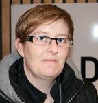 Leder for LLH Sør - Lene Tønnesen (Foto: Helge Martin Markussen)