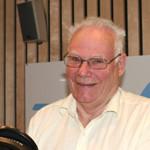 Leder for Pensjonistpartiet i Kristiansand Odd Salvesen