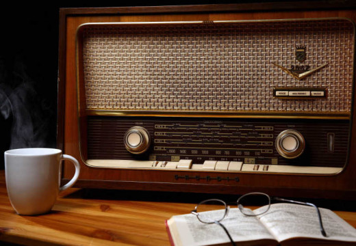 Da radioapparatet kom til Sørlandet