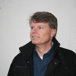 Politisk redaktør i Fædrelandsvennen, Vidar Udjus. | Foto: Glenn Th. Faannessen