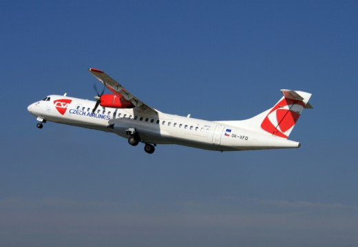 Dette flyet skal trafikkere Kristiansand – Praha