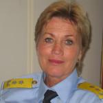 Politimester Kirsten Lindeberg er fornøyd med valget - Foto: Politiets Fellesforbund