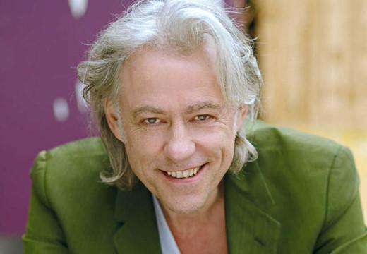 Bob Geldof til Protestfestivalen