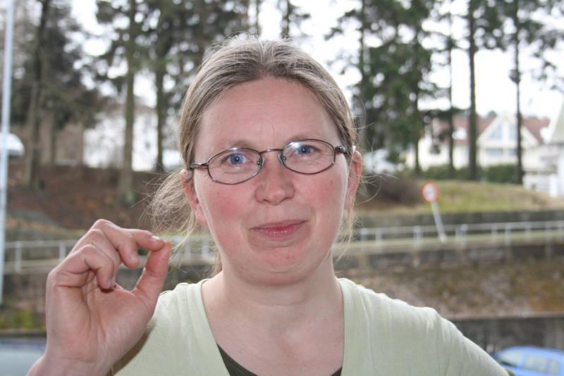 Marte Rostvåg Ulltveit-Moe gleder seg til valgkampen i år. | Foto: Glenn Th. Faannessen