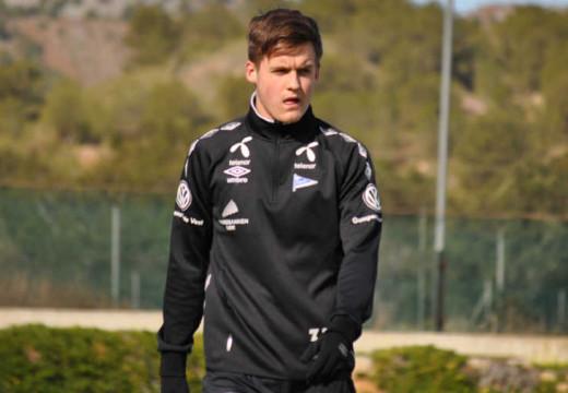 Joachim Eriksen vender tilbake til Vindbjart