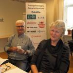Direktør Erling Valvik i Cultiva og Kultursjef Anne Tone Hageland i Vest-Agder fylkeskommune er med i programkomitéen.