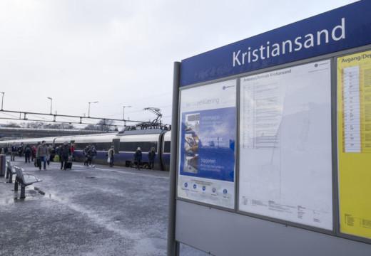 Sørlandsbanen kan snart åpne igjen