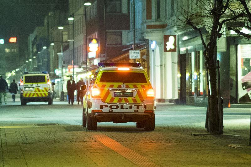 Mye vold i Kristiansand i natt
