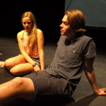 Kanskje får vi se enda mer til Lise Lilletun Christensen og Martin Næss Hald på teaterscenen fremover? Foto: AK Danielsen