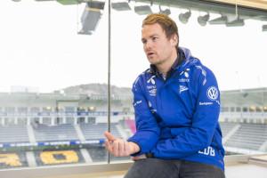 Start presenterte nye drakter for 2015 sesongen og spiller portretter. Administrerende direktør Even Øgrey Brandsdal.