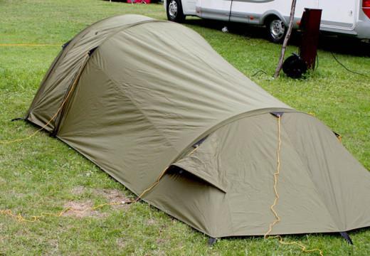 Gratis overnatting på teltets dag