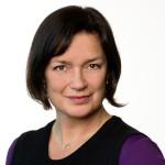 Styreleder Anne Kathrine Slungård - Foto: ue.no