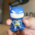 Plastfiguren Mr. Wayne - Foto: Alf Otto Fagermo