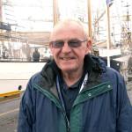 Prosjektleder i Tall Ships Races 2015 i Kristiansand, Bjarne Ugland (Foto: Pål Lomeland)