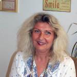 Kundebehandler hos Bennett Ferie i Kristiansand, Grethe Tellefsen (Foto: Heidi Rosander Lund)