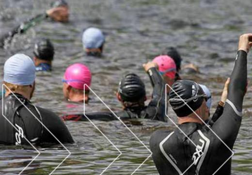 Svømme-, sykle- og løpefesten snart i gang