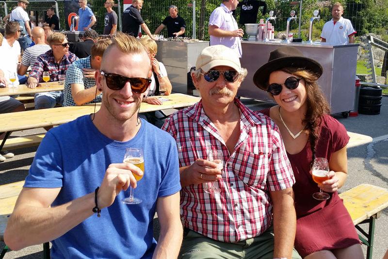 Kristiansand - ølfestival - publikum