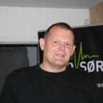 Rolf Jarnes, avdelingsleder ved  legevakten i Kristiansand (Foto: Heidi Rosander Lund)