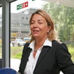Siv Elisabeth Wiken, adm. dir i AKT (Foto: Bjørne Jortveit, Knutepunkt Sørlandet)