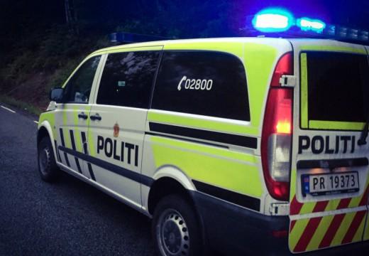Politiutrykning til Slettheia