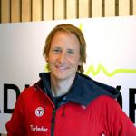 Per Thomas Skaanes er fagsjef for friluft i DNT Sør (Foto: Heidi Rosander Lund)