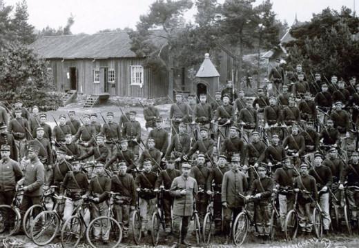 Kristiansand under første verdenskrig