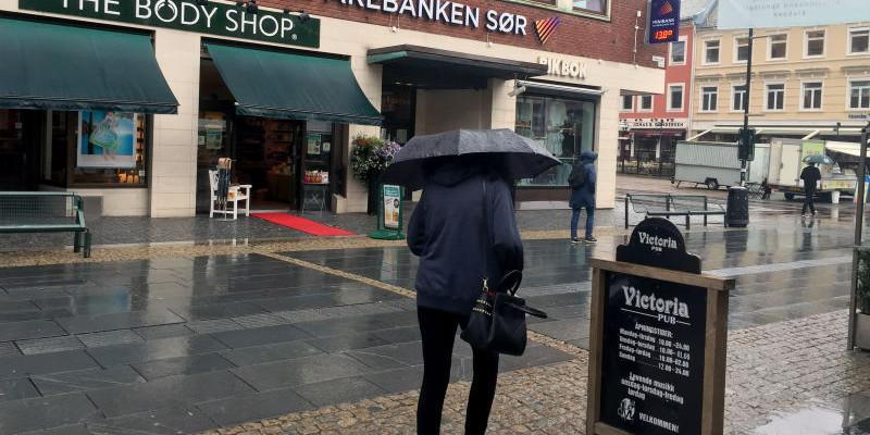 Meteorologen: – Grå helg i vente