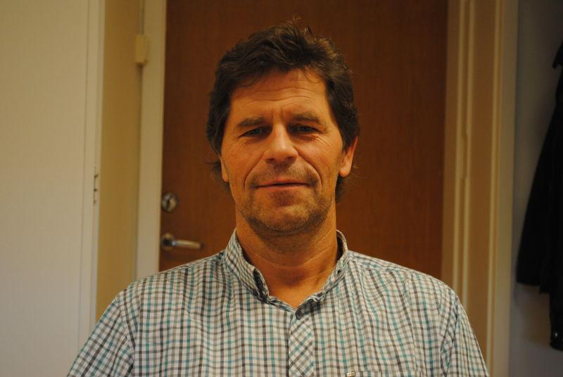 Rektor ved Kongsgård skolesenter: Morten Hauger