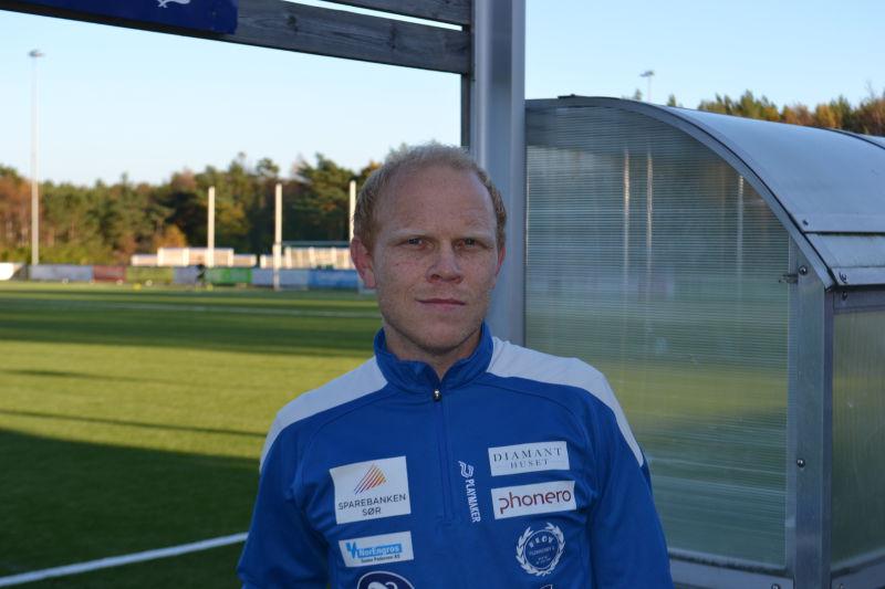 Lars Kristian Pedersen