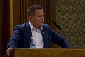 Stian Storbukås fra Fremskrittspartiet (Foto: Tor Erik Schrøder)