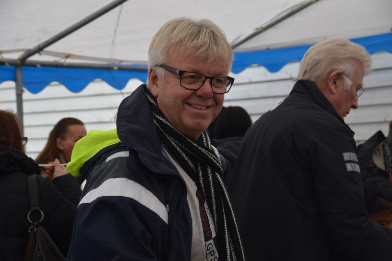 Arvid Solheim (Foto: Ivar Eidsaa)