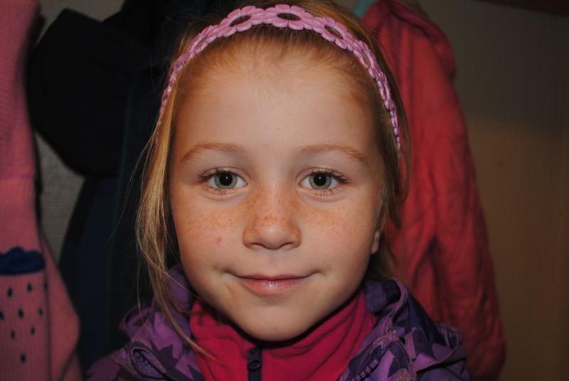 Ella 5 år