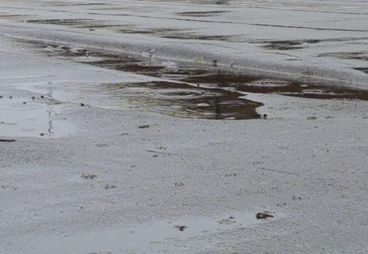 Mye gråvær og en del regn denne uken