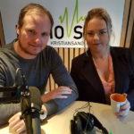 Alex Modahl og Gunnvor Kjelleberg