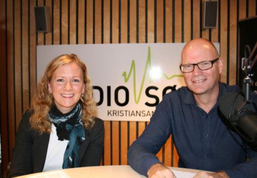 – Positivt budsjett for Sørlandet