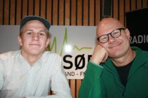 Olav og Erik Dale - Foto: Alf Otto Fagermo