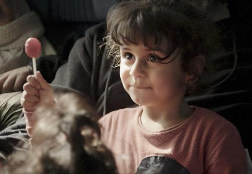Filmpremiere: Med fokus på barn på flukt