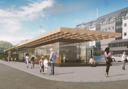 Slik blir den nye bussterminalen