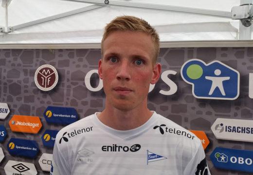 Start-kaptein etter 1-2 mot Mjøndalen: – Pinlig