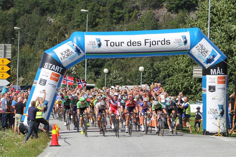 Tour de Fjords kommer i mai
