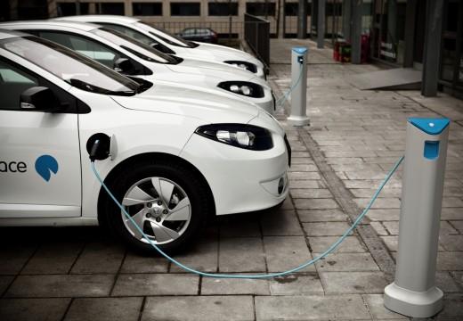 Salget av nye elbiler doblet
