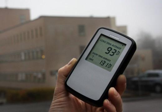 Radonnivået bør måles vinterstid