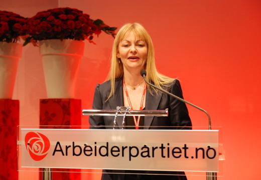 Mette Gundersen topper listen