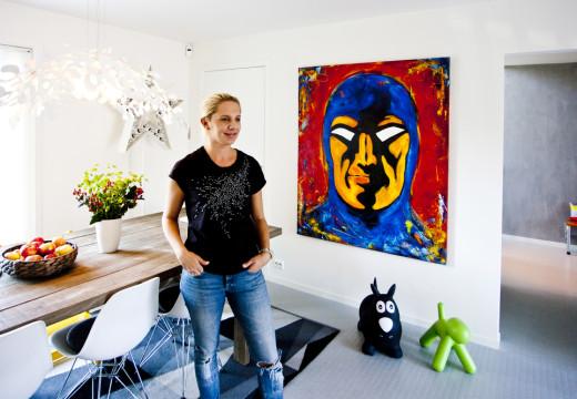 Har hun Norges vakreste hjem?