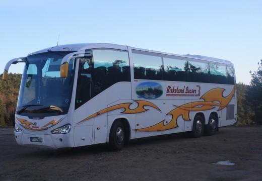 Birkeland Busser er solgt til Boreal