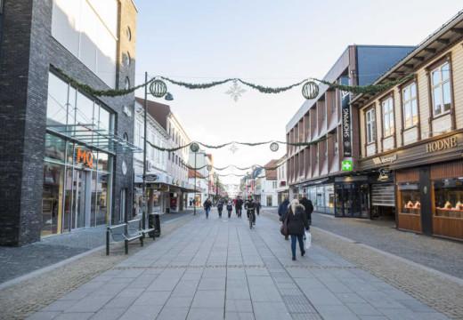 – Kristiansand vil vokse raskest i Norge
