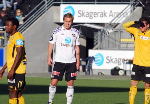 Kleiven takket nei til FK Arendal