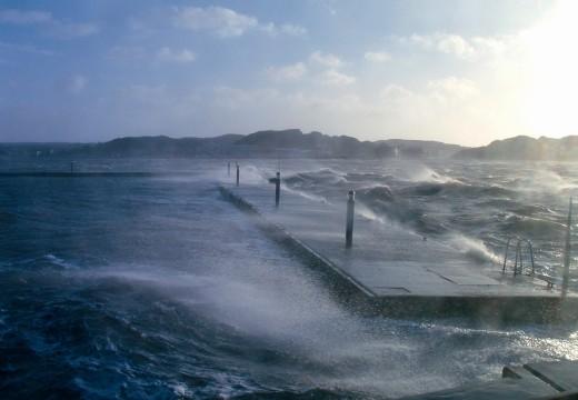Forvent kraftige regnbyger i morgen også